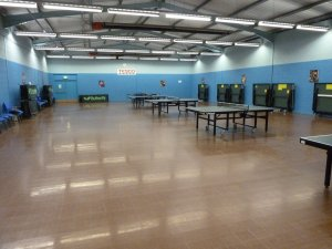 Dewsbury Table Tennis League  and Centre image