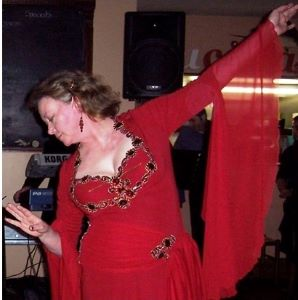 Ann Wear Belly Dance Classes image